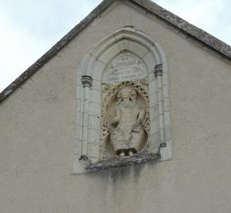 Sculpture Eglise St Etienne