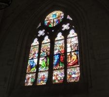 vitrail Eglise St Etienne