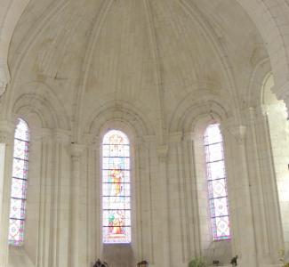 Choeur Eglise St Etienne