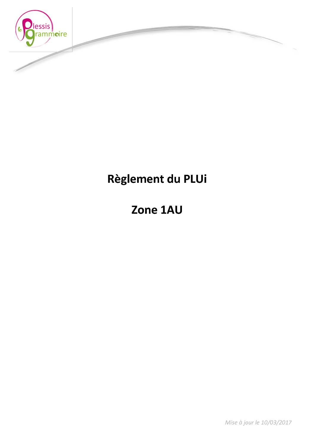 ECOQUARTIER_Règlement_PLUi_zone_1AU