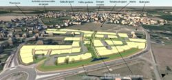 ECOQUARTIER_vue_3D_terrains