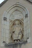 Christ Docteur eglise St Etienne