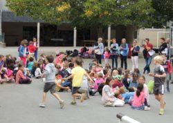 Les écoles du Plessis-Grammoire