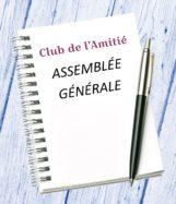 AG Club amitie