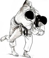Dessin judo