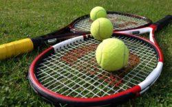 Tennis raquettes et balles