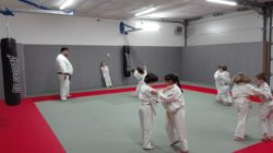 Cours judo