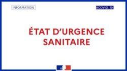 Urgence sanitaire : masque obligatoire
